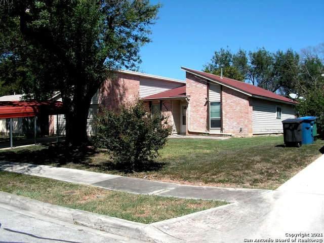 13614 Primwood St, San Antonio, TX 78233 (MLS #1562131) :: Beth Ann Falcon Real Estate