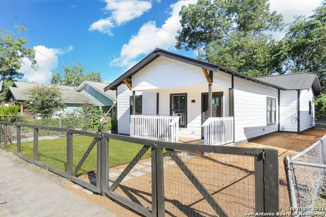 325 Mason St, San Antonio, TX 78208 (MLS #1562135) :: Beth Ann Falcon Real Estate