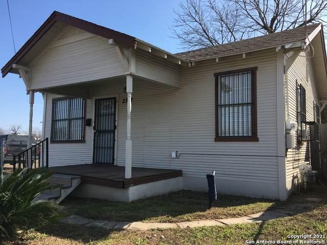 2308 W Martin St, San Antonio, TX 78207 (MLS #1562157) :: Exquisite Properties, LLC
