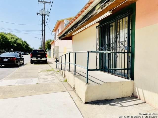 1500 Guadalupe St, San Antonio, TX 78207 (MLS #1562165) :: Beth Ann Falcon Real Estate
