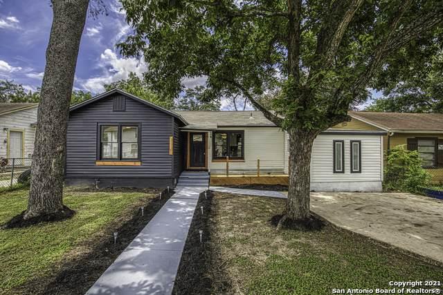 1110 Clower, San Antonio, TX 78201 (MLS #1562179) :: Beth Ann Falcon Real Estate
