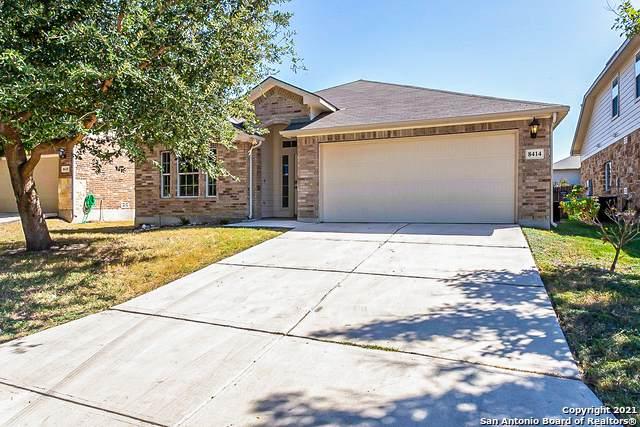 8414 Western Way, San Antonio, TX 78254 (MLS #1562206) :: Beth Ann Falcon Real Estate