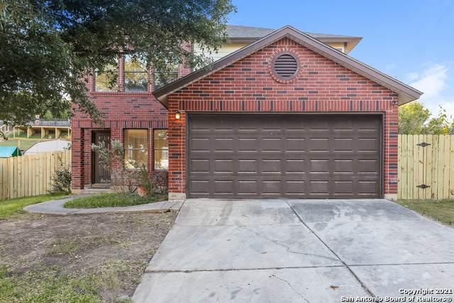 7202 Raintree Frst, San Antonio, TX 78233 (MLS #1562209) :: Phyllis Browning Company