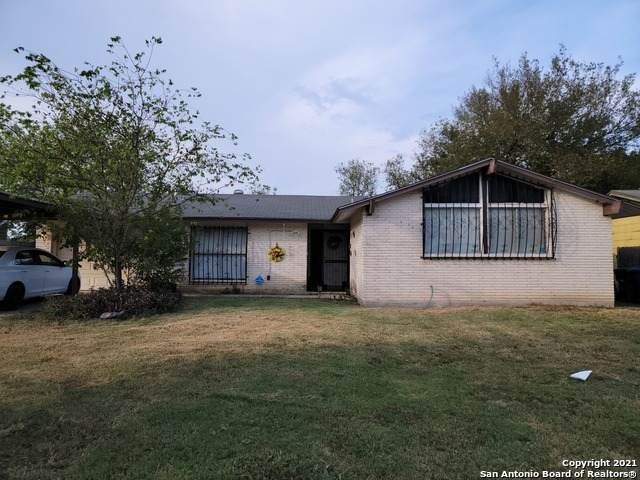 7407 Brook Valley Dr, San Antonio, TX 78242 (MLS #1562220) :: Alexis Weigand Real Estate Group