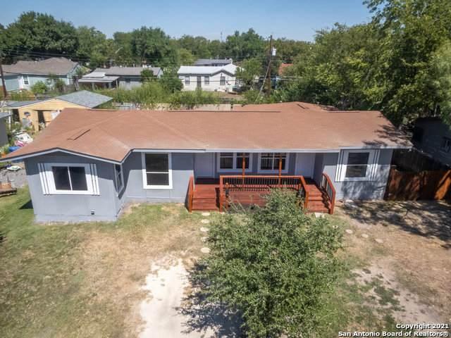 2437 Cincinnati Ave, San Antonio, TX 78228 (MLS #1562231) :: The Lopez Group