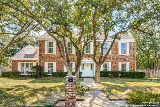3106 Goldsboro St, San Antonio, TX 78230 (MLS #1562232) :: The Lopez Group