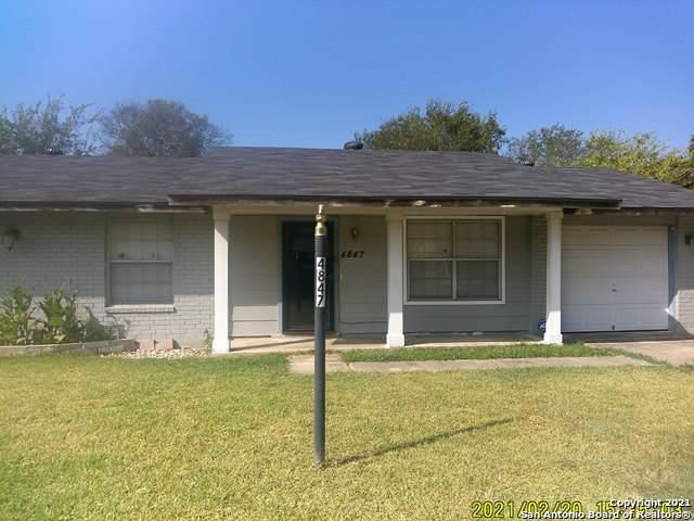 4847 Castle Rose, San Antonio, TX 78218 (MLS #1562247) :: BHGRE HomeCity San Antonio