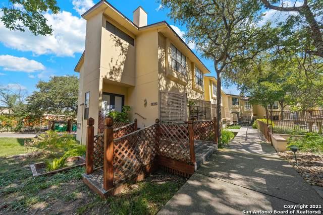 8642 Fredericksburg Rd #603, San Antonio, TX 78240 (#1562340) :: The Perry Henderson Group at Berkshire Hathaway Texas Realty