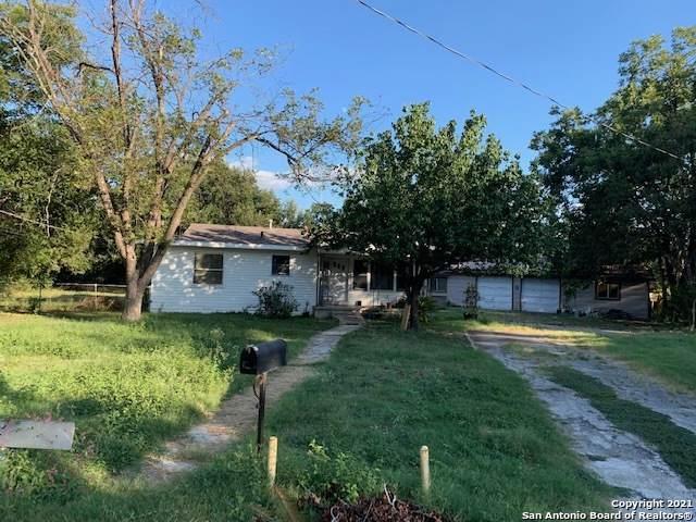 256 Lotus Ave, San Antonio, TX 78210 (MLS #1562503) :: Countdown Realty Team