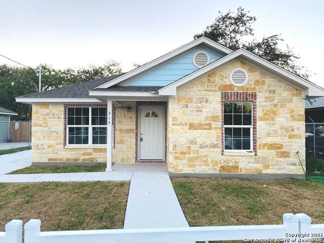 315 Carlota Ave, San Antonio, TX 78228 (MLS #1562532) :: 2Halls Property Team | Berkshire Hathaway HomeServices PenFed Realty