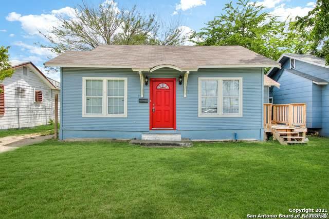 1230 Pasadena, San Antonio, TX 78201 (MLS #1562597) :: Beth Ann Falcon Real Estate