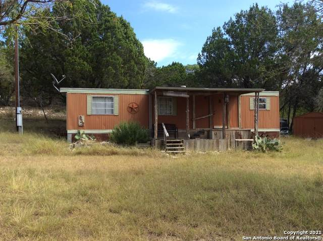 838 Roller Coaster, Pipe Creek, TX 78063 (MLS #1562612) :: Beth Ann Falcon Real Estate