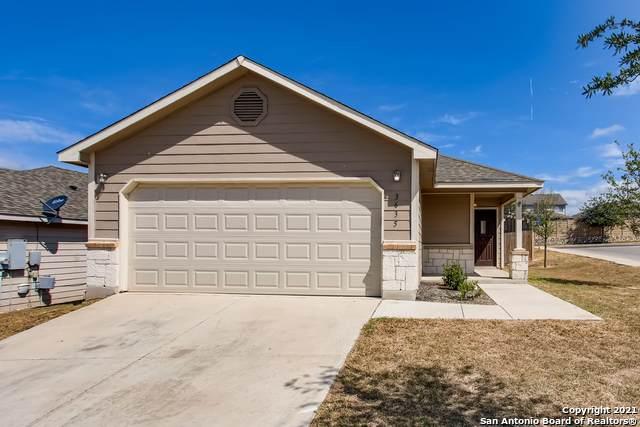 3635 Longhorn Crk, San Antonio, TX 78261 (MLS #1562624) :: Beth Ann Falcon Real Estate