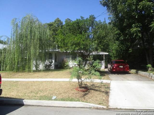 1729 W Mistletoe Ave, San Antonio, TX 78201 (MLS #1562626) :: Beth Ann Falcon Real Estate