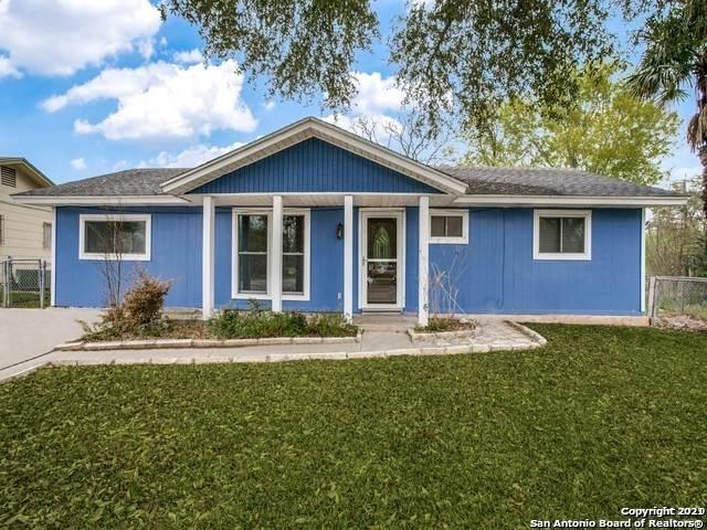 4555 Longvale Dr, San Antonio, TX 78217 (MLS #1562644) :: Carter Fine Homes - Keller Williams Heritage
