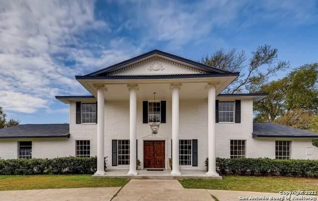 505 Squires Row, Castle Hills, TX 78213 (MLS #1562661) :: Concierge Realty of SA