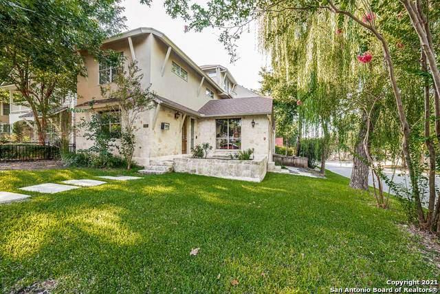 202 Grandview Pl, San Antonio, TX 78209 (MLS #1562729) :: The Real Estate Jesus Team
