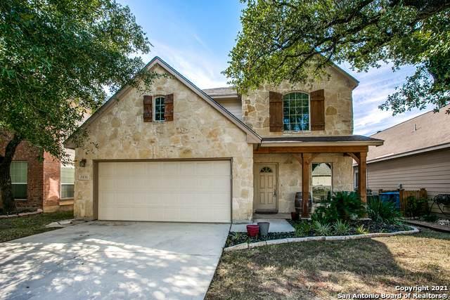 21830 Thunder Basin, San Antonio, TX 78261 (MLS #1562766) :: The Real Estate Jesus Team