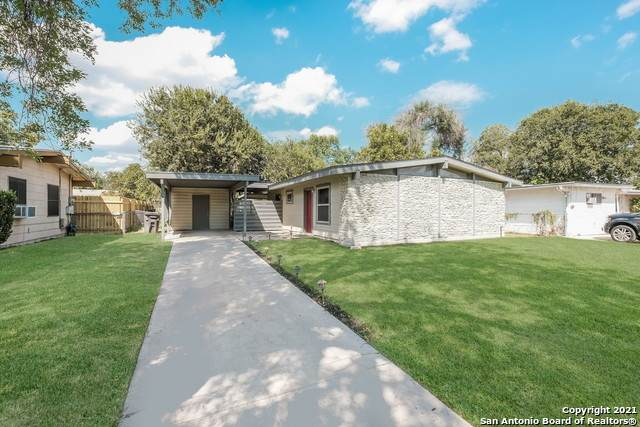 5035 Village Green, San Antonio, TX 78218 (MLS #1562810) :: Alexis Weigand Real Estate Group