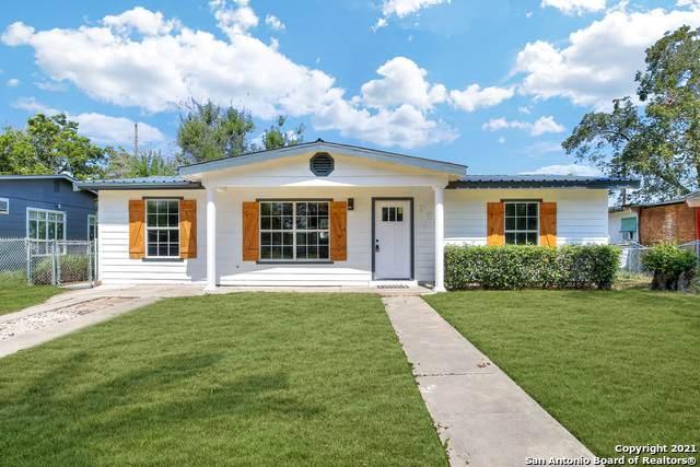 355 E Hutchins Pl, San Antonio, TX 78221 (MLS #1562815) :: Vivid Realty