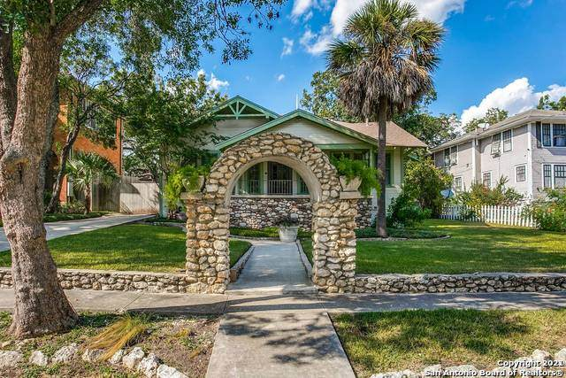 355 E Huisache Ave, San Antonio, TX 78212 (MLS #1562851) :: Phyllis Browning Company
