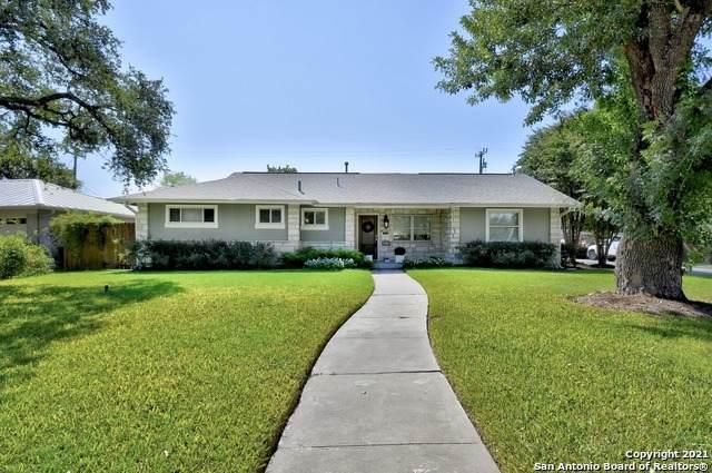 702 E Nottingham Dr, San Antonio, TX 78209 (MLS #1562872) :: Concierge Realty of SA