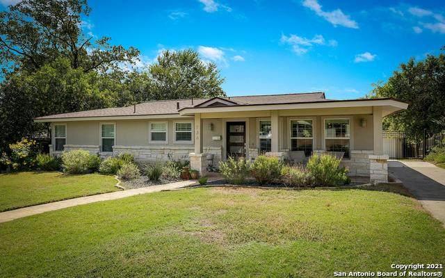 736 Morningside Dr, Terrell Hills, TX 78209 (MLS #1562885) :: Carter Fine Homes - Keller Williams Heritage