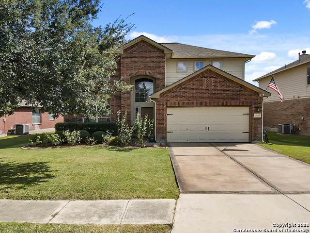 1827 Thrasher Trl, New Braunfels, TX 78130 (MLS #1562894) :: Concierge Realty of SA