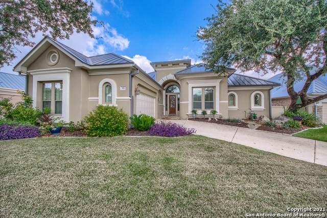111 Dovery Way, Shavano Park, TX 78249 (MLS #1562926) :: Beth Ann Falcon Real Estate