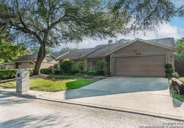 16507 Fox Knoll, San Antonio, TX 78247 (MLS #1562948) :: Beth Ann Falcon Real Estate