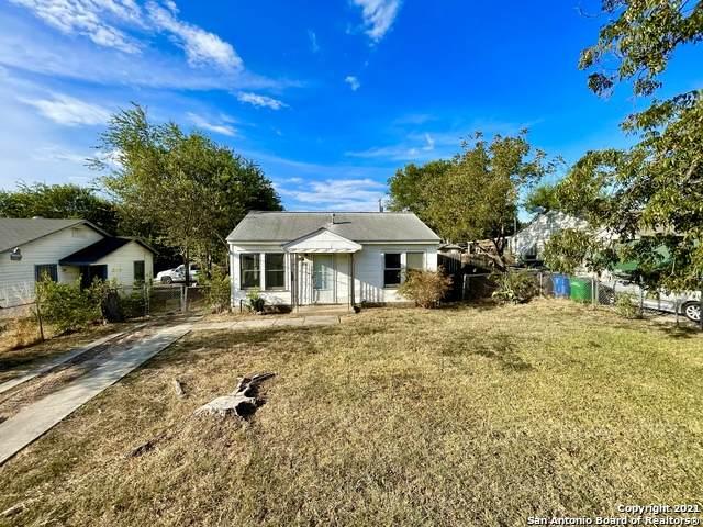 431 Glamis Ave, San Antonio, TX 78223 (MLS #1562953) :: The Real Estate Jesus Team