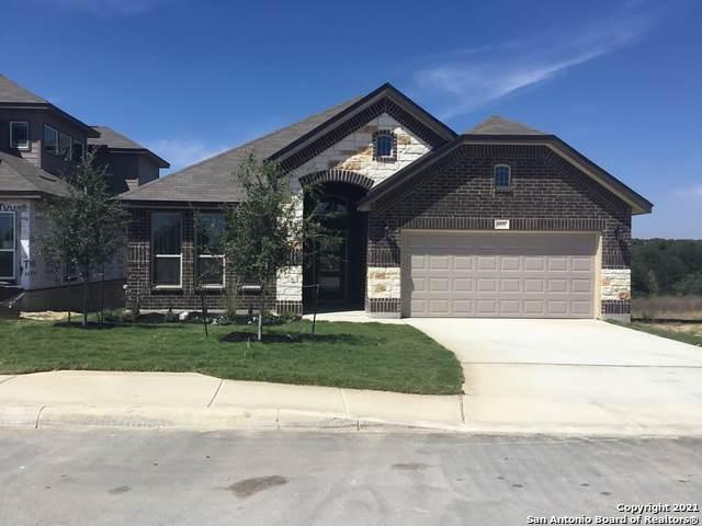 6931 Comanche View, San Antonio, TX 78233 (MLS #1563056) :: Beth Ann Falcon Real Estate