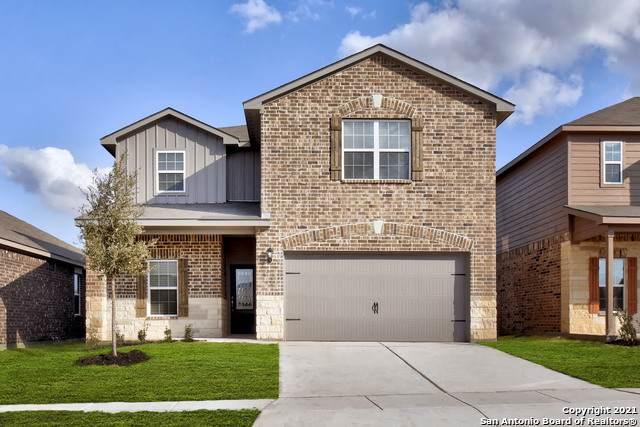9206 Foxing Bluff, Converse, TX 78109 (MLS #1563087) :: Beth Ann Falcon Real Estate