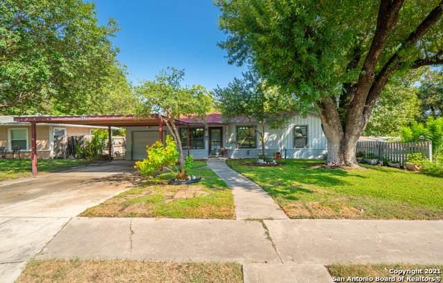 603 Wayside Dr, San Antonio, TX 78213 (MLS #1563093) :: Beth Ann Falcon Real Estate