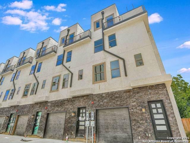1817 N Saint Marys St Unit 301 #301, San Antonio, TX 78212 (MLS #1563134) :: Concierge Realty of SA