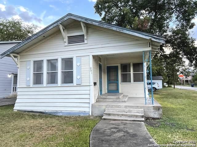 201 Isabel St, San Antonio, TX 78210 (MLS #1563144) :: The Real Estate Jesus Team