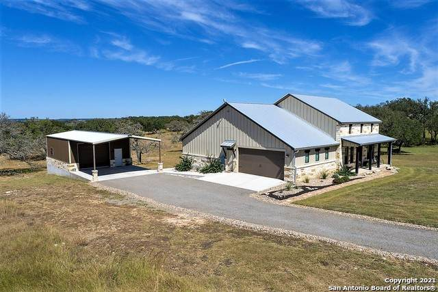 836 Thriving Oak Dr, Fredericksburg, TX 78624 (MLS #1563148) :: Alexis Weigand Real Estate Group