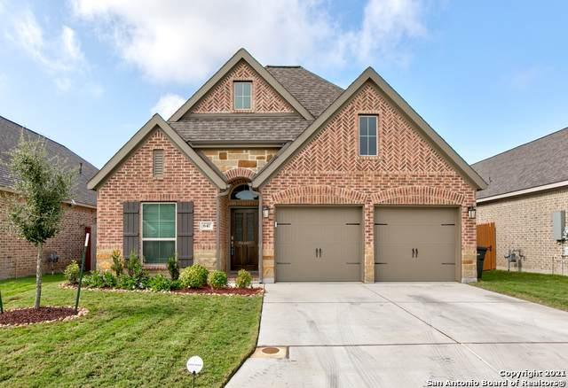 647 Arroyo Dorado, New Braunfels, TX 78130 (MLS #1563162) :: Beth Ann Falcon Real Estate