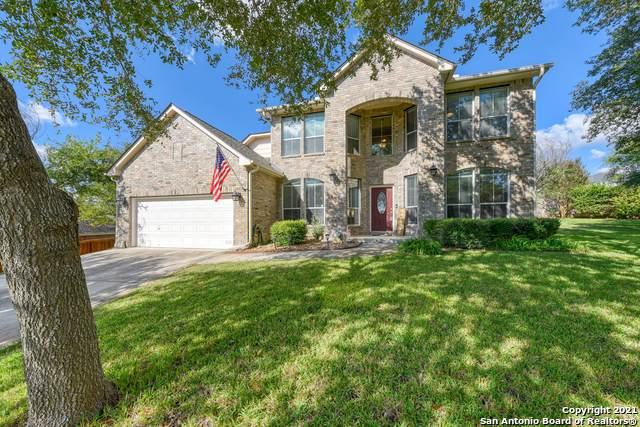 8603 El Pueblo Peak, Helotes, TX 78023 (MLS #1563207) :: Carolina Garcia Real Estate Group