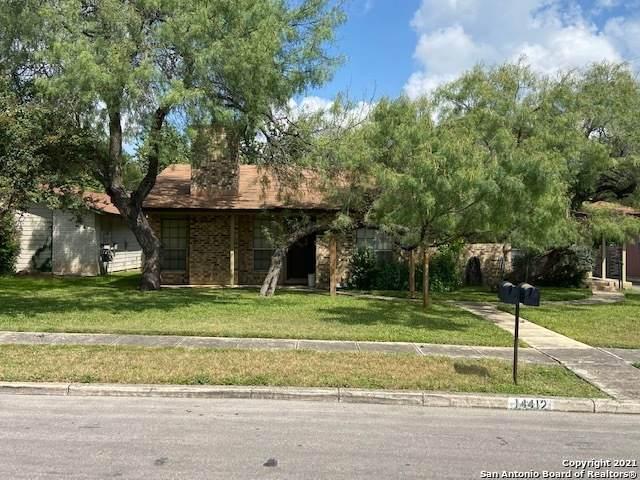 14410 Castlebury Dr, San Antonio, TX 78232 (MLS #1563325) :: Alexis Weigand Real Estate Group