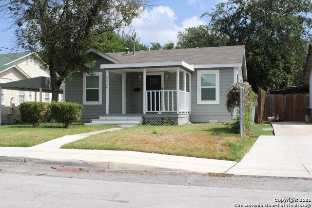 2410 Saint Anthony Ave, San Antonio, TX 78210 (MLS #1563333) :: Concierge Realty of SA