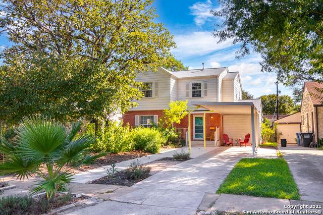 268 North Dr, San Antonio, TX 78201 (MLS #1563382) :: The Glover Homes & Land Group
