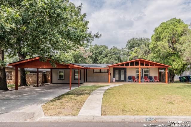 75 Camellia Way, San Antonio, TX 78209 (MLS #1563427) :: Alexis Weigand Real Estate Group