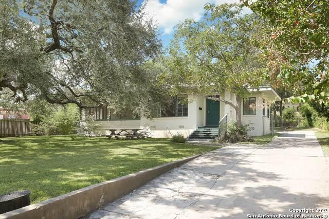 211 W Hathaway Dr, San Antonio, TX 78209 (MLS #1563450) :: Alexis Weigand Real Estate Group