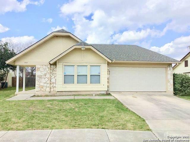7511 Oriental Trail, San Antonio, TX 78244 (MLS #1563464) :: Concierge Realty of SA