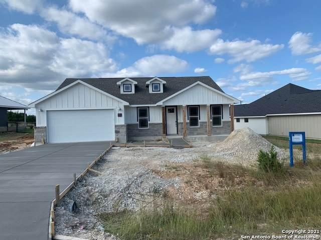 313 Hiram Cook, Blanco, TX 78606 (MLS #1563519) :: Beth Ann Falcon Real Estate