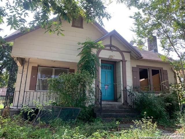 834 Bailey Ave, San Antonio, TX 78210 (MLS #1563569) :: Concierge Realty of SA