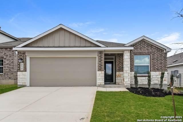 6767 Hatchery Way, San Antonio, TX 78252 (MLS #1563628) :: Beth Ann Falcon Real Estate