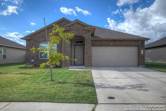 469 Centinela St, New Braunfels, TX 78130 (MLS #1563632) :: Beth Ann Falcon Real Estate