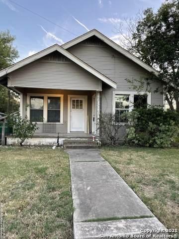 254 Ware Blvd, San Antonio, TX 78221 (MLS #1563641) :: Beth Ann Falcon Real Estate